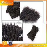 Very Fast Shipping Deep Wave 100% Human Virgin Darling 100g Hair Extension for Black Women