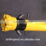 High-Pressure Down the Hole Hammer and Bit , DTH380 , Drilling dia 203-305mm , Length 1550mm , Rod Thread Outside API 4 1/2""