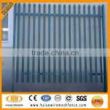 High quality W or D garden fence palisade fencing ( Made in China )