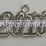 tassel with 2010 year date stamp