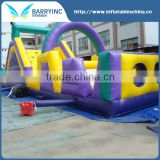 China manufacturer kids waterproof outdoor obstacle course equipment