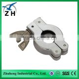 High quality food grade quick lever clamp