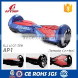 2016 Best Selling In Europe Electric Scooter 6.5 Inch Board Chrome 2 Wheel Hoverboard