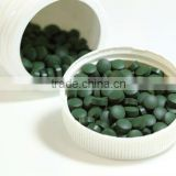 500mg tablets with broken cell wall chlorella