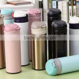 Premium quality super gift eco-friendly double wall Insulated 304 stainless steel travel coffee cups thermos flask vacuum mugs