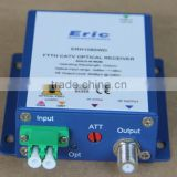 1550nm catv optical ftth receiver with WDM for GPON