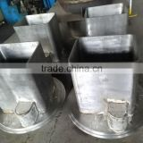 Top quality water jacket of the mould assembly for sale cooling water jacket\Billet Copper Mould Tube/CCM