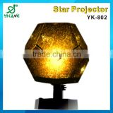 2014 hot romantic Christmas toy star master projector lamps