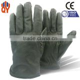 Best Selling Products Cow Grain Leather Heated Motorcycle Gloves