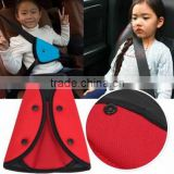 Child Safety Cover Harness Strap / Car safety Adjuster Pad / Kids Seat Belt Seatbelt Clip