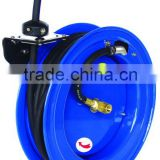 auto retractable air/water/hydraulic hose reel
