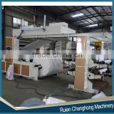 Changhong Six Color Paper Napkin Flexographic Printing Machine
