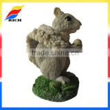 Resin Squirrel Mini Animal Figurine