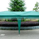 Outsunny 10 X 20 Ft Outdoor Tent Pop Up Tent Beach Tent Wedding Canopy Party Camping Tent Gazebo with Carry Case Silver Coating