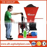 2016 new popular design soil mud clay interlock lego brick making machine
