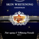 OPTIMAL HEALTH SKIN WHITENING CONCENTRATE Serum 10ml x 3 Australian Made Ovine beauty healthy skin ladies women beautiful