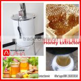Manual electric motor shake honey extractor machine equipment