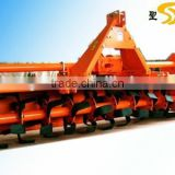 Stuble rotary Tiller with wide and strong blades mounted with tractor factory price well function
