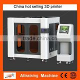 China manufacturer cheap price high precision automatic 3D printer with Chinese and English control