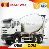 Self loading 6 cubic meters concrete mixer truck and small type concrete agitator truck mixers for sale in India