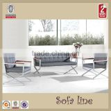 SFA00043 New modern sofa sets,metal sofa legs,used leather sofa