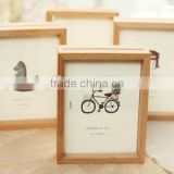 Wholesale Latest Custom Photo Frame Wood