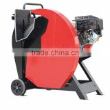 cheap price petrol engine ce standard log saw cutting machine, horizontal log saw, portable log saw machine