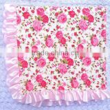 100% Cotton knit baby swaddle blanket made in china wholesale NO MOQ