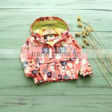 Anti shrink and warm outdoor children's Boy baby clothes clothing custom baby boys outdoor jacket
