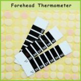 LCD Forehead Thermometer Strip
