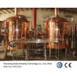 1000L commercial red copper beer brewery equipment for sale