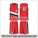 wholesale blank basketball jerseys uniform, promotion jersey