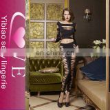 Hot selling transparent black china lace sexy lingerie underwear sexy bodystocking sexy hot net bodystocking