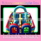 2013 NEW inflatable obstacle toys for rent