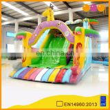 AOQI hard-wearing quality fashional cheapest inflatable slide on sale