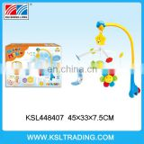 New design educational rotating baby musical mobile