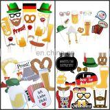 German beer festival decorative oktoberfest photo props