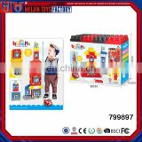 building blocks 42pcs new fire fight series block toys for children