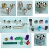 Brass Metal pipe parts to make metal smoking Pipes
