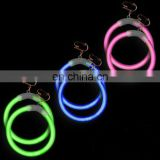 High light 6inch many Solid color Glow Earrings in dark