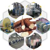 China complete cassava starch production line