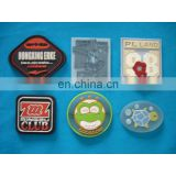 Custom PVC Rubber Badge Silicone Lable