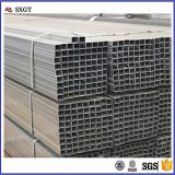 Tangshan black and galvanized weld 80×80 steel square tube