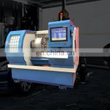 New Design Low Price Wheel Repair CNC Lathe Touch Screen Rim Machine WRM26H