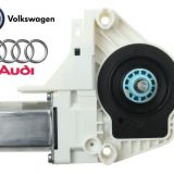 Front Driver Left Power Window Motor Genuine for Audi & VW 8K0959801B