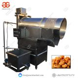 Automatic single roller oil sprayer seasoning machine