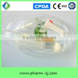 Hot sell sterile disposable medical blood infusion set made in china with OEM service                                                                         Quality Choice