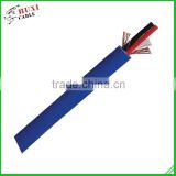 Optical fiber,wholesale,PVC flat, various types microphne cable