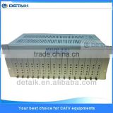 CATV modulator high quality complete 16 channles mini fixed adjacent modulator RF modulator