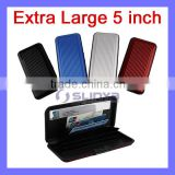 0.7 Inch Think Only Nice Promotional Gift Metal Name Card Case